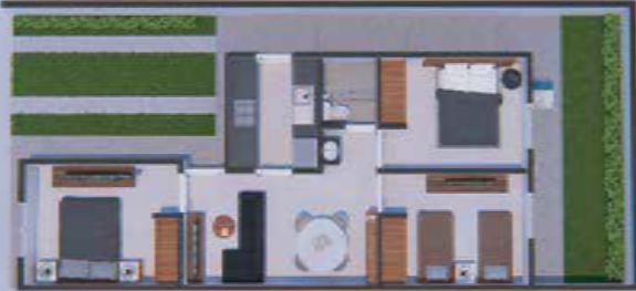 Arquitectonica Caoba Plus